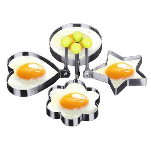 Egg Frying Mold Stainless Steel Shaper