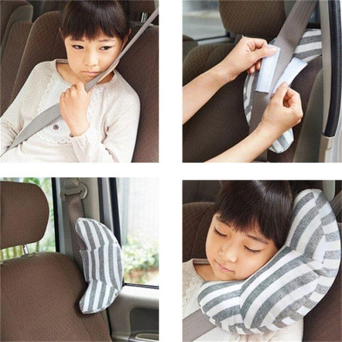 Kids Seat Belt Pillow for Car