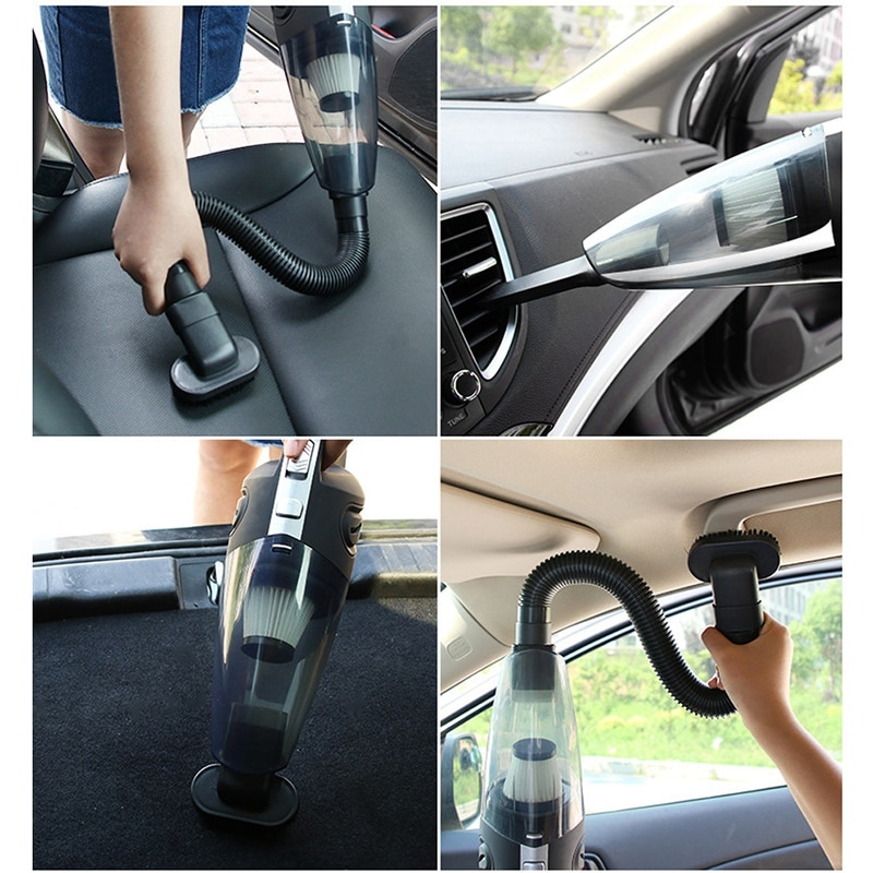 Cordless Handheld Vacuum Cleaner Device - HOLD