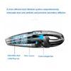 Cordless Handheld Vacuum Cleaner Device
