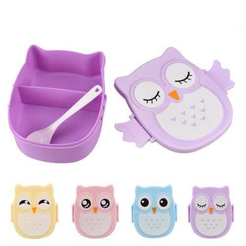 Bento Box for Kids Sectioned Food Keeper