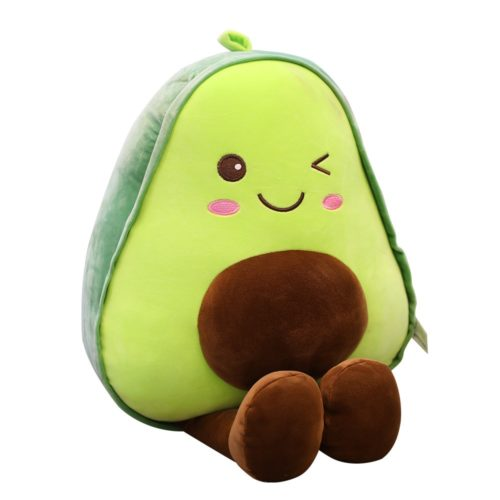 Avocado Plush Pillow Cute Stuffed Toy