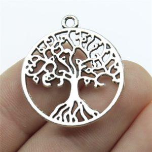 Tree of Life Pendant Necklace Bracelet Charm