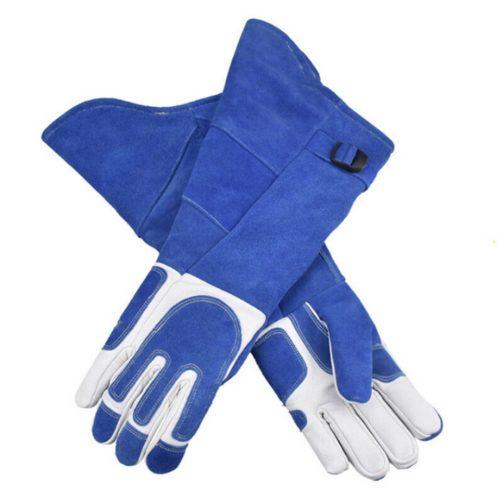 Bird Handling Gloves Training Supplies