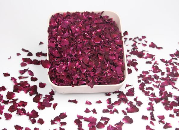 100% New Natural Fragrance Dried Rose Petals Wedding and Party Table Confetti Decoration Biodegradable Rose Petal 5g