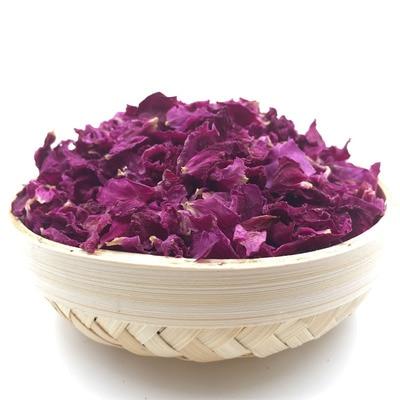 Dried Rose Petals Preserved Fragrant Petals