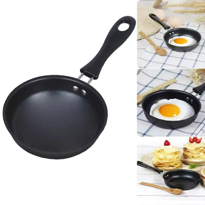 One Egg Frying Pan Non-Stick Cooker