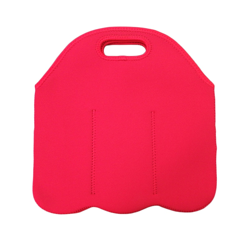 Carry 6 Bottles Drink/Wine/Beer Insulated Neoprene Protective Bag Tote Carrier Cooler Case 29.3*29.3CM Wine Bottle Bag BBQ Party