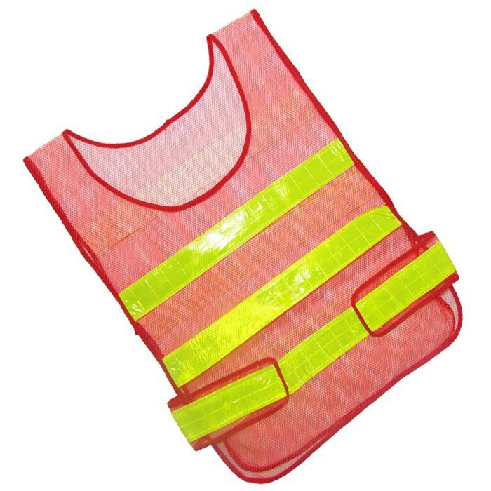 Safety Reflective Jacket Mesh Vest