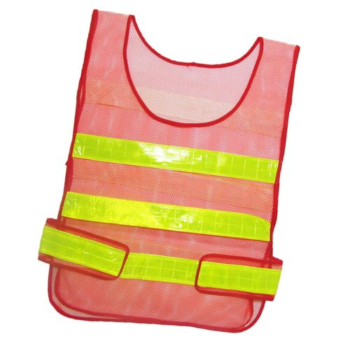 Safety Reflective Jacket Mesh Vest