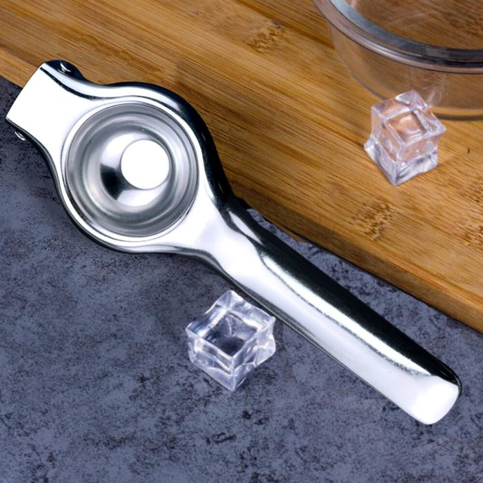 Lemon Press Stainless Steel Tool