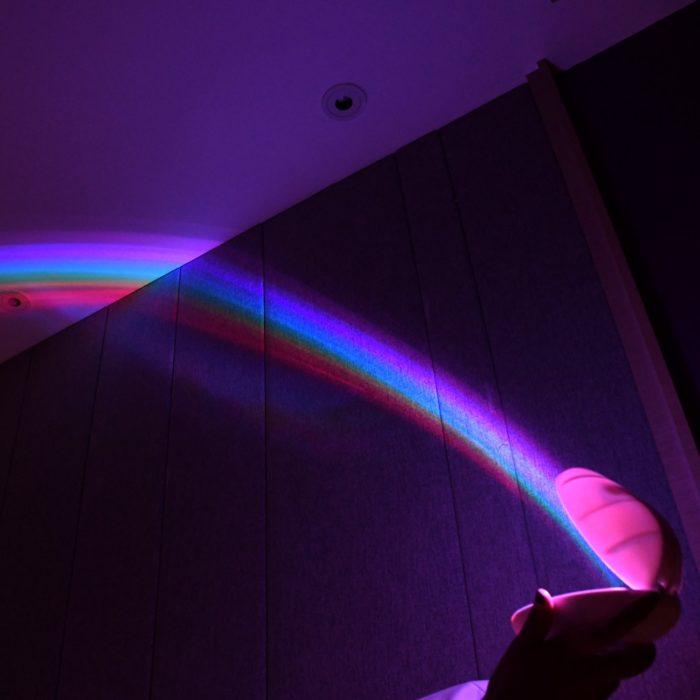 Rainbow Projector LED Night Light