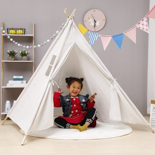 Kids Teepee Tent Foldable Play House