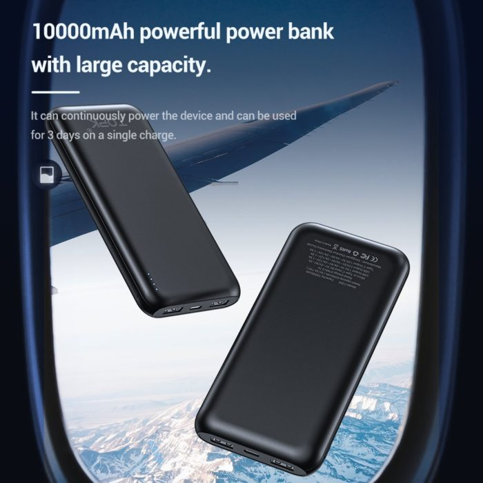 10000MAH Powerbank Portable Device