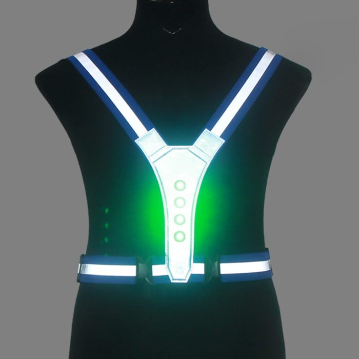Running Light Vest High Visibility Vest