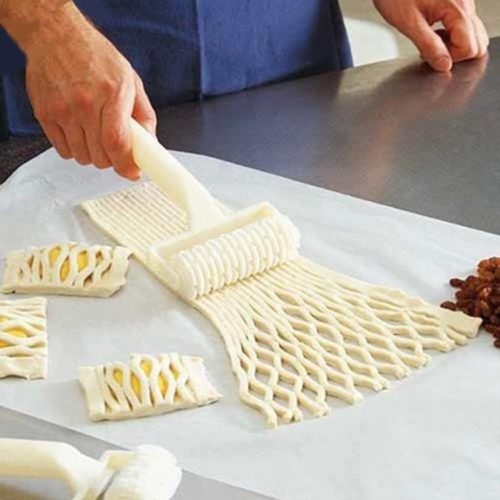Pie Lattice Cutter Baking Tool