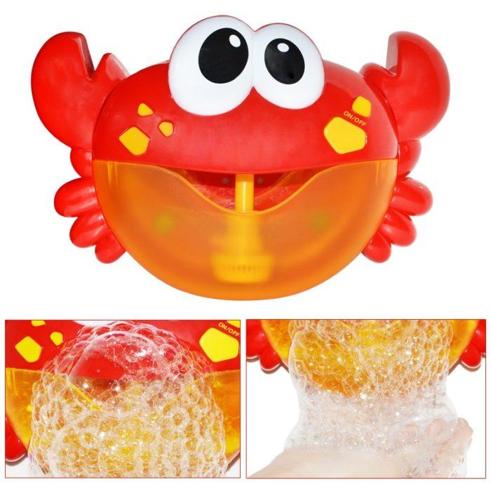 Bathtub Bubble Maker Kids Bath Toy