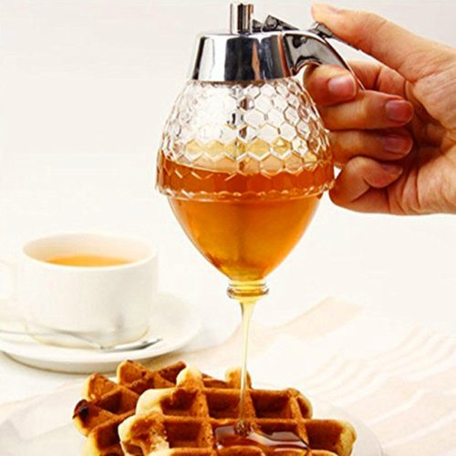 Honey Pourer Dispenser with Handle
