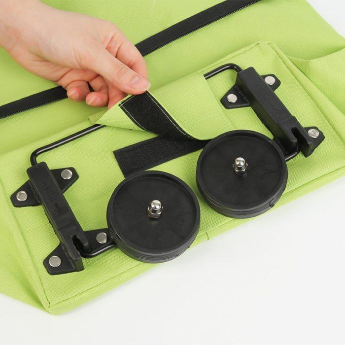 Trolley Shopping Bag Reusable Grocery Bag