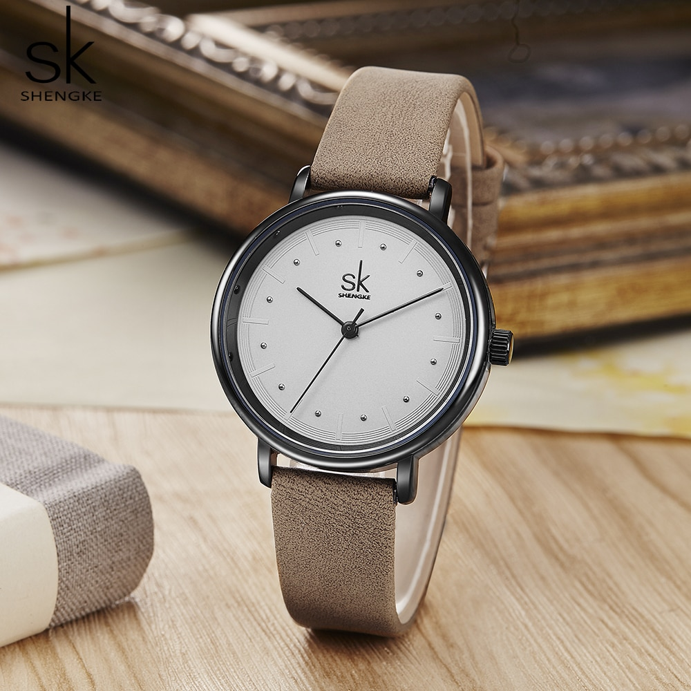 Female Hand Watch Ladies Wristwatch