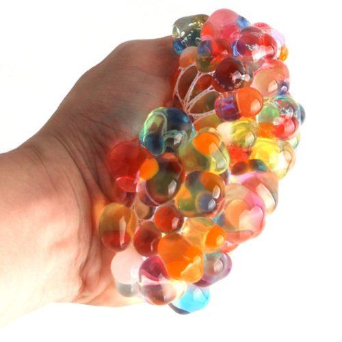 Squishy Mesh Ball Anti-Stress Toy