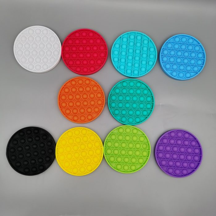 Push Pop Toy Silicone Fidget Toy