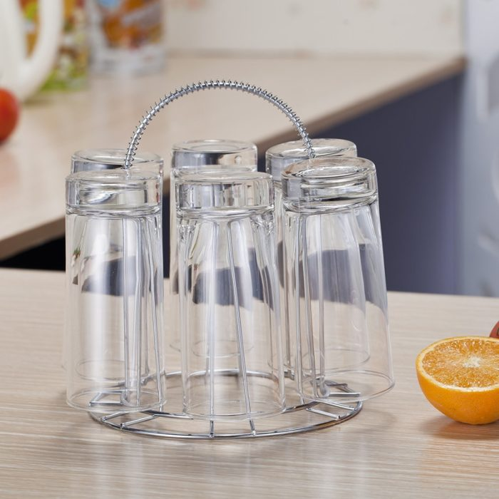 Cup Drying Rack Stainless Holder