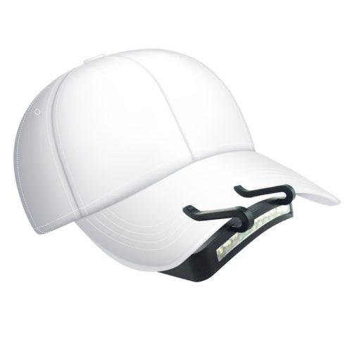 Hat Clip Light LED Outdoor Head Lamp
