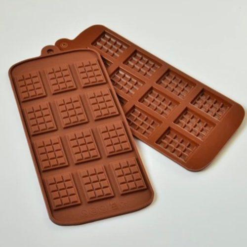 Chocolate Bar Mold Silicone Tray