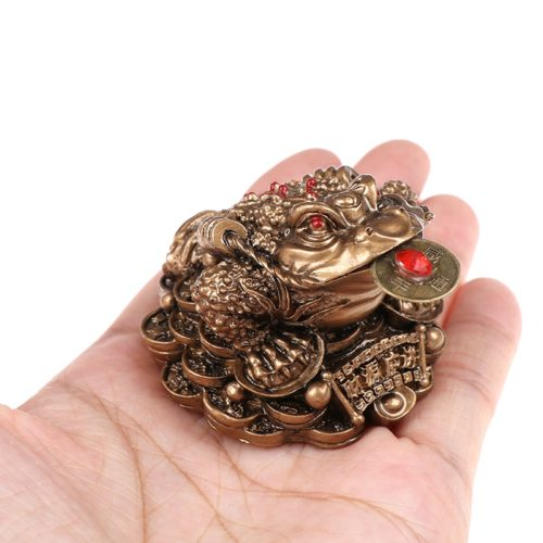 Chinese Money Frog Lucky Charm
