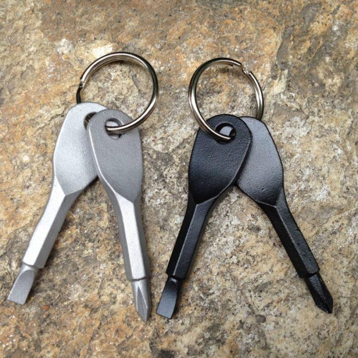 Key Screwdrivers Portable Repair Tools