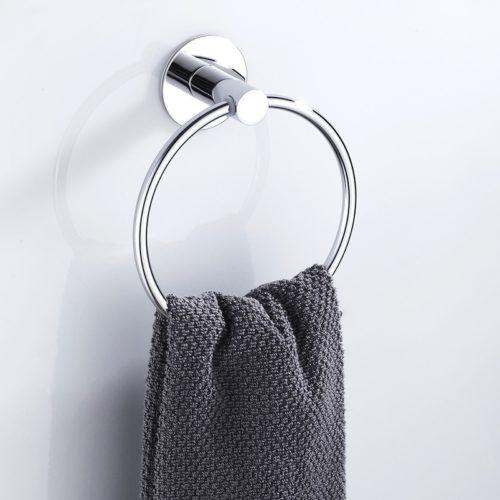 Towel Holder Ring Adhesive Hanger