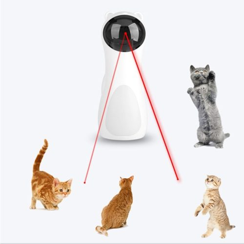 Automatic Laser Cat Toy Pet Toy