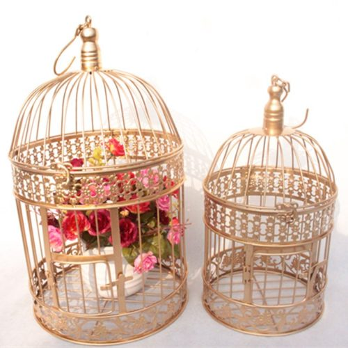 Ornamental Bird Cage Classic Decor
