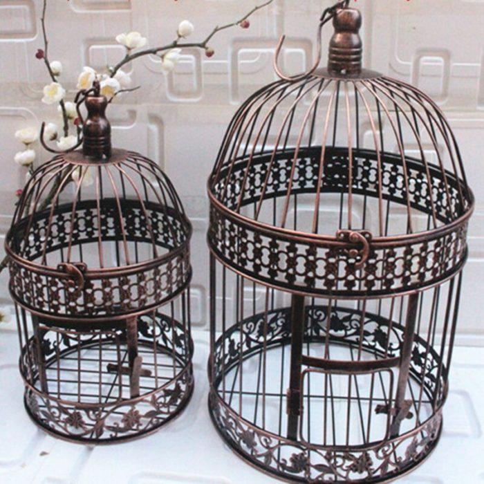 Ornamental Bird Cage Classic Decor