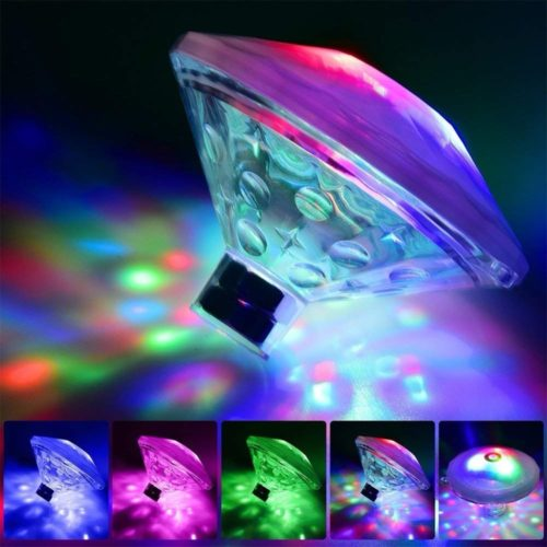 Underwater Disco Light Waterproof LED
