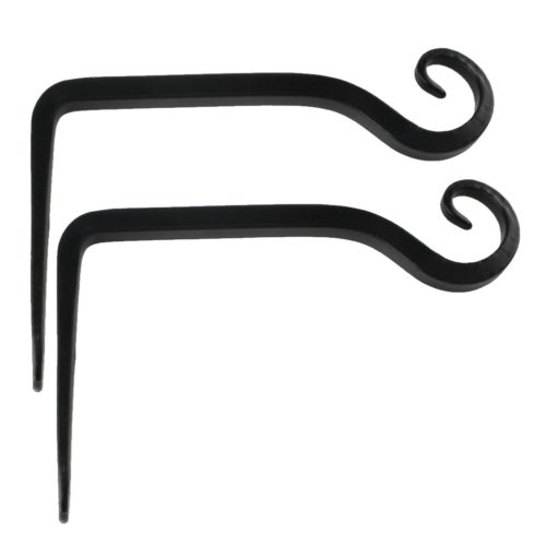 Wall Mounted Lantern Hook Iron Bracket