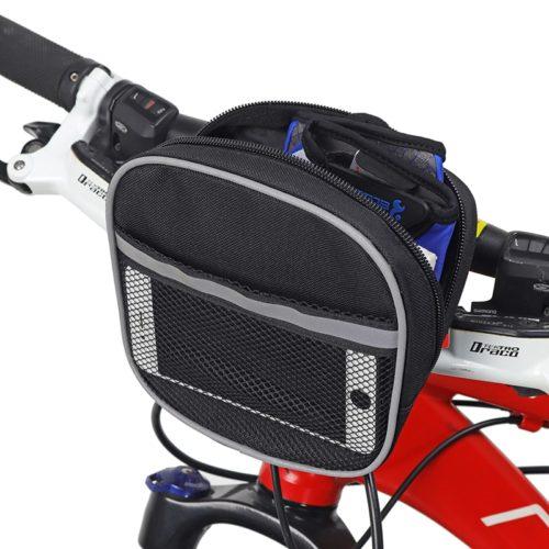 Bike Front Bag for Handlebar