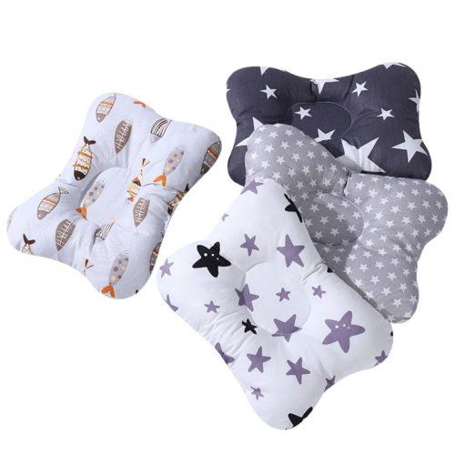 Baby Head Pillow Printed Cushion