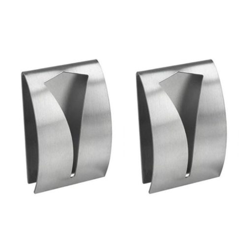 Self Adhesive Towel Holder Towel Hook (2Pcs.)