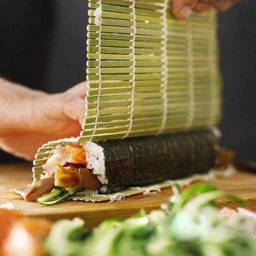 Sushi Roll Bamboo Mat Rolling Mat