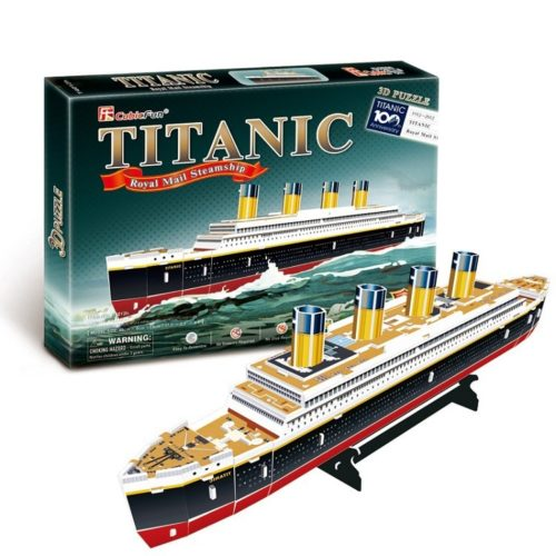 Titanic 3D Puzzle DIY Ship Model