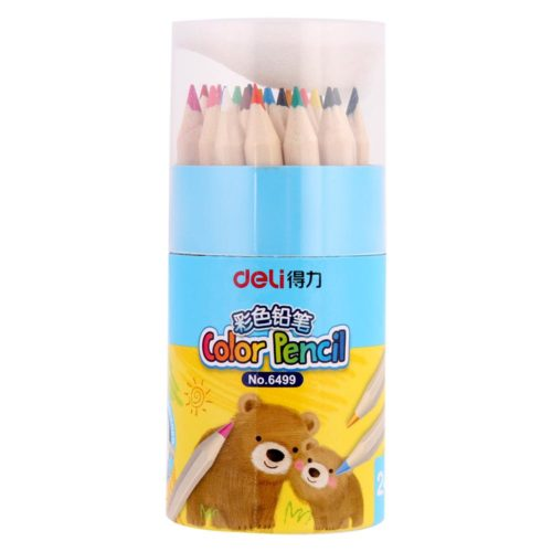 24 Pieces Kids Coloring Pencils