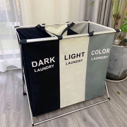Foldable Laundry Hamper Collapsible Bag