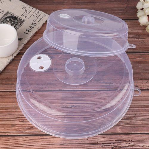 Microwave Splatter Shield Plate Cover