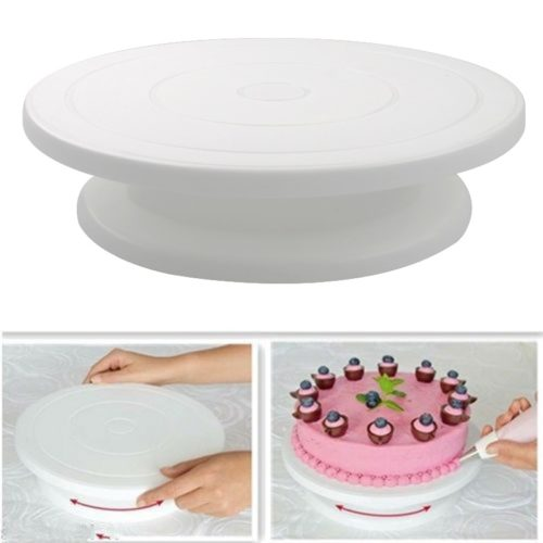 Turntable Cake Stand Decorating Tool