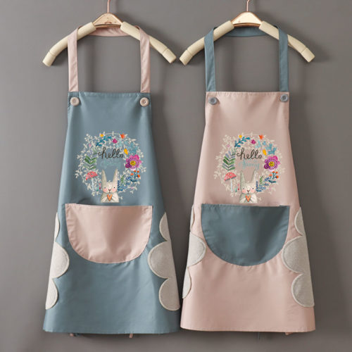 Waterproof Kitchen Apron Clothes Cover