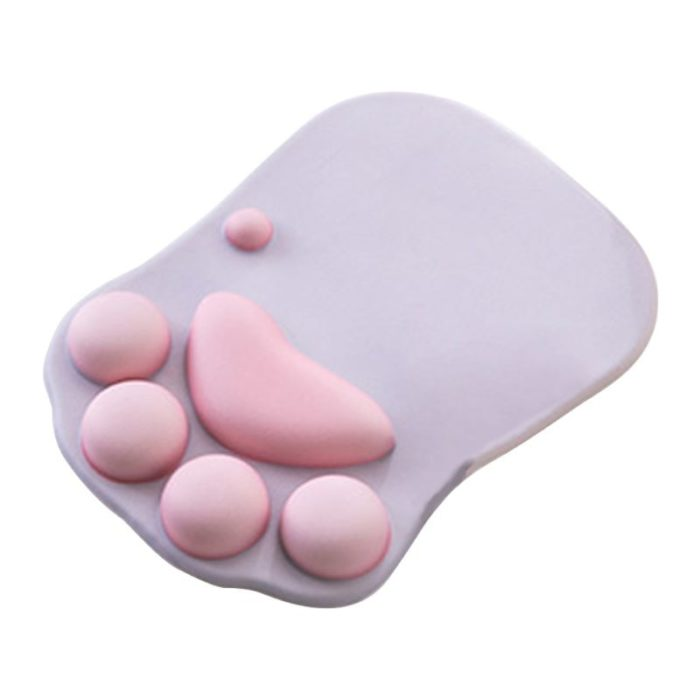 Cat Paw Mouse Pad Wrist Support