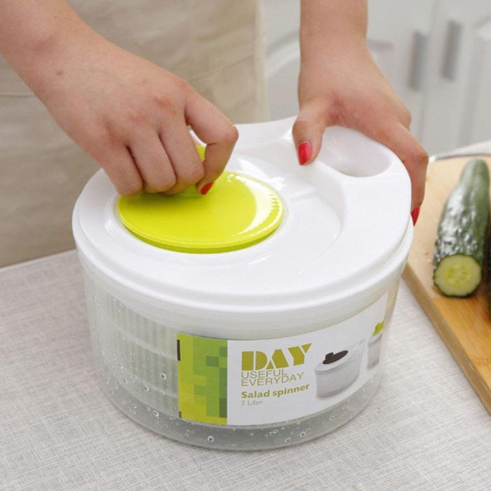 Vegetable Spin Dryer Salad Spinner