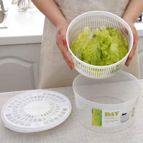 Vegetable Spin Dryer Salad Spinner